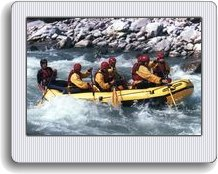 Val di Sole Rafting 2003
